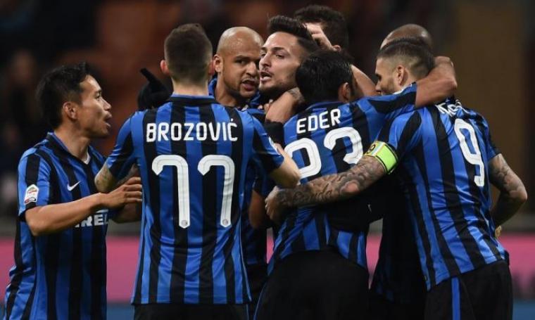 Inter Milan berhasil merangsek ke posisi 4 klasemen berkat catatan kemenangan 9 kali beruntun. (Dok: jadwalligaitalia2016)