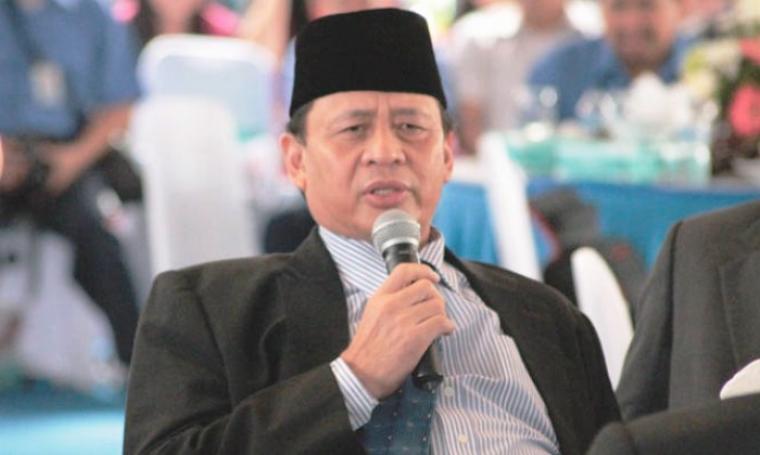 Calon Gubernur Banten, Wahidin Halim. (Dok: banten)
