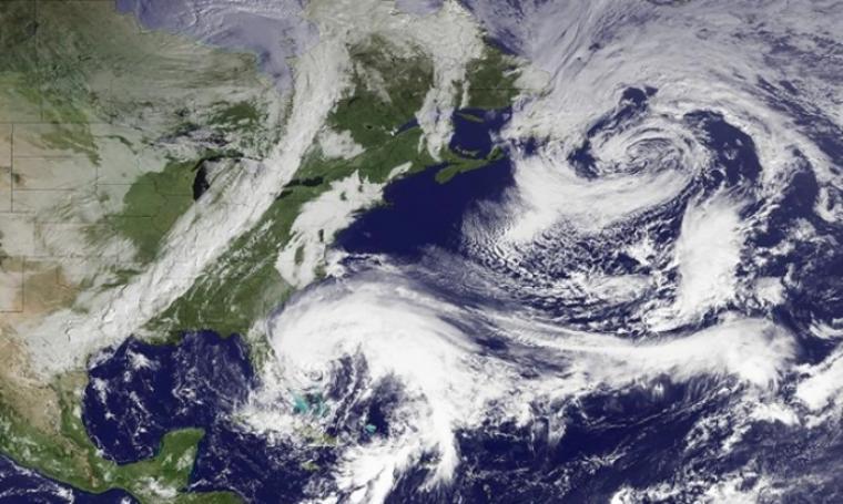Ilustrasi badai El Nino. (Dok: jitunews)