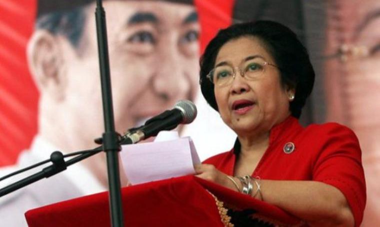 Ketua Umum PDIP, Megawati Soekarno Putri. (Dok: toriau)