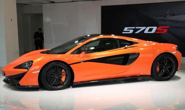 McLaren 720S. (Dok: pinterest)