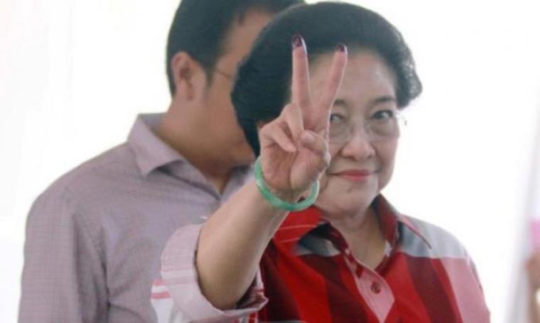 Ketua umum PDI Perjuangan Megawati Soekarno Putri. (Dok: Tribunnews)