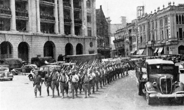 Hasil gambar untuk Jepang serang Malaya