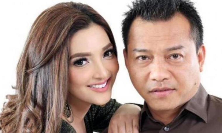 Pasangan selebritis Anang Hermansyah dan Ashanty. (Dok: Liputan6)