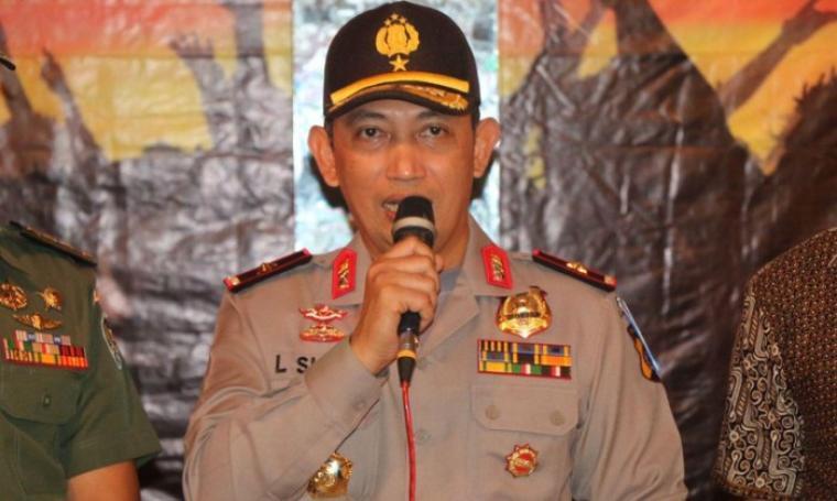 Kapolda Banten, Brigjen Pol Listyo Sigit Prabowo. (Dok: detik)
