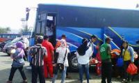Barang bukti sejumlah miras oplosan yang berhasil di amankan Kepolisian Resort (Polres) Tangerang Selatan. (Foto: TitikNOL)