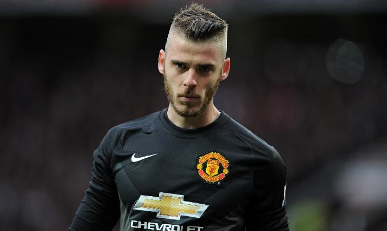 Kiper Manchester United, David de Gea. (Dok: cateninemusic)