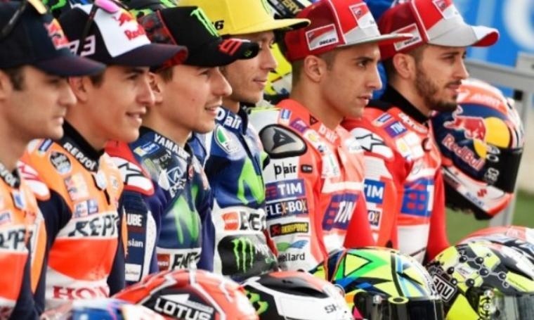 Pebalap MotoGP. (Dok: berjibaku)