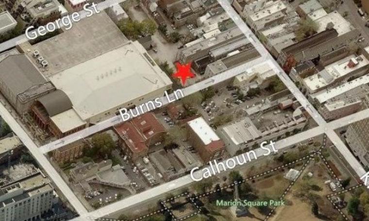 jalan Burns Lane 23, Charleston, Carolina Selatan, Amerika Serikat. (Dok: