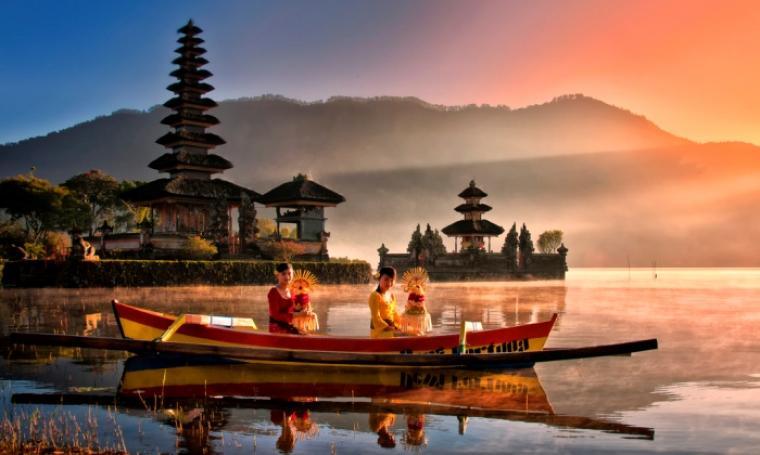 Ilustrasi Bali. (Dok: easyresv)