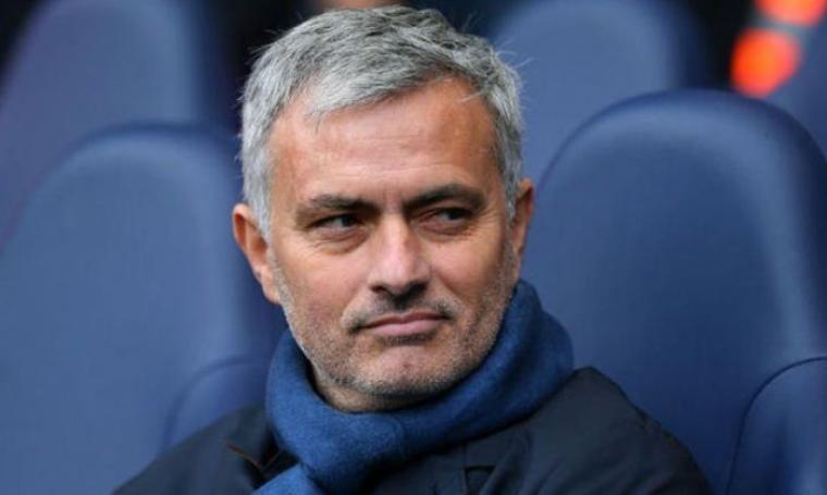 Jose mourinho. (Dok: Dailyexpres)