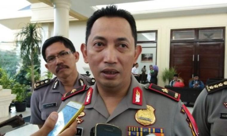 Kapolda Banten, Brigjen Pol Listyo Sigit Prabowo. (Dok: radarbanten)