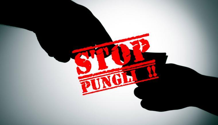 Ilustrasi kampanye stop pungli. (Dok: net)