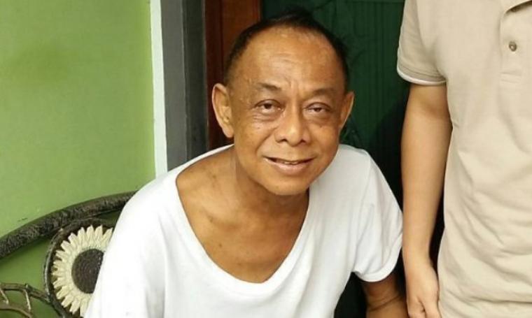 komedian Tanah Air Eko DJ. (Dok: Sidomi)