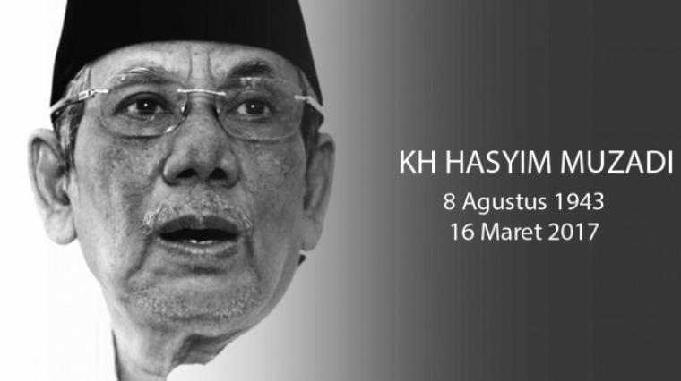 KH Hasyim Muzadi. (Dok: tribunnews)