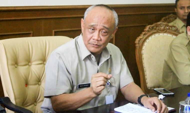 Penjabat Gubernur Banten, Nata Irawan. (Dok: tangerangrayaonline)