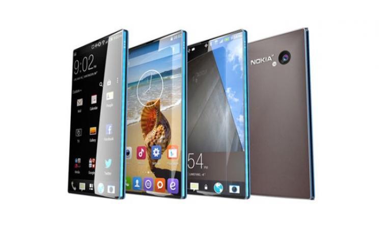 Smartphone Nokia. (Dok: rrbresult)