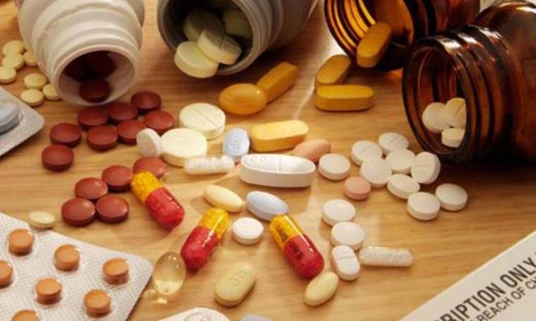 Ilustrasi obat keras. (Dok: net)