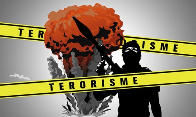 Ilustrasi teroris. (Dok: idnews)