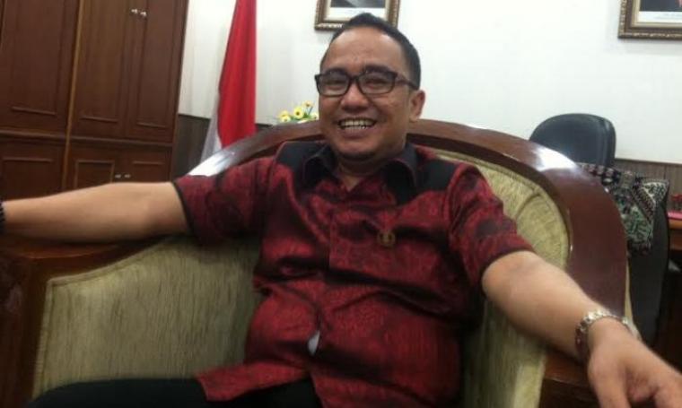 Politisi PDIP, Asep Rahmatullah. (Dok: radarbanten)