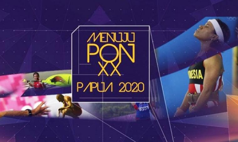 Menuju PON XX Papua 2020. (Dok: net)