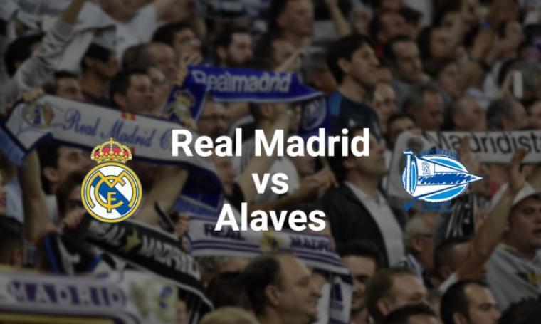 Prediksi La Liga: Real Madrid vs Deportivo Alaves