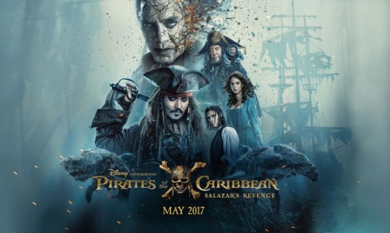 Pirates of the Caribbean: Dead Men Tell No Tales. (Dok: disney)