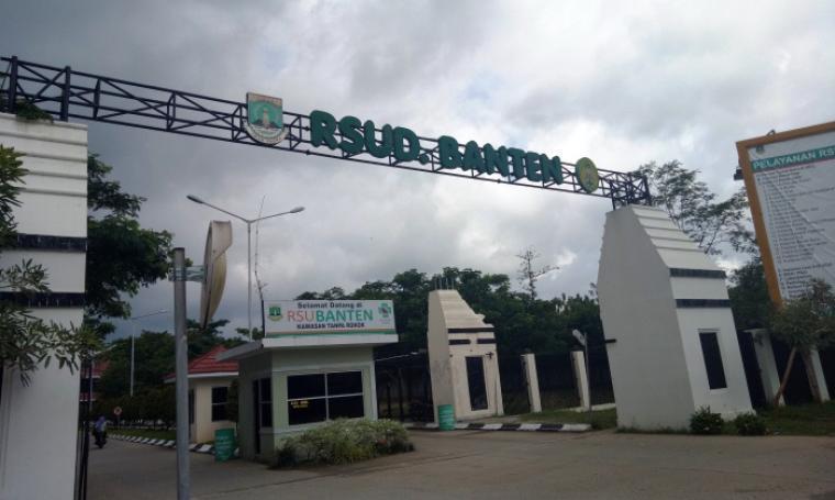 RSUD Banten. (Dok: TitikNOL)
