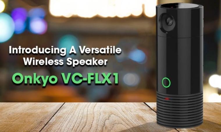 Speaker Onkyo VC-FLX1. (Dok: twitter)