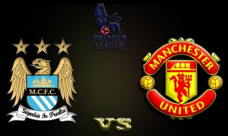 Manchester City vs Manchester United. (Dok: sumberbola)