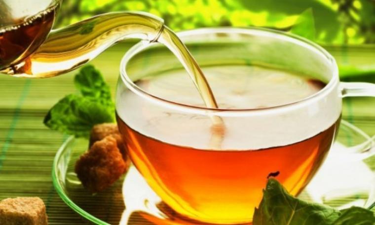 Ilustrasi teh kemangi. (Dok: infokecantikan)