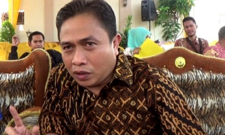 Ketua DPRD Kota Serang, Subadri Usuludin. (Dok: bantenheadline)