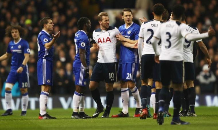Cheslea vs Tottenham Hotspur. (Dok: goal)