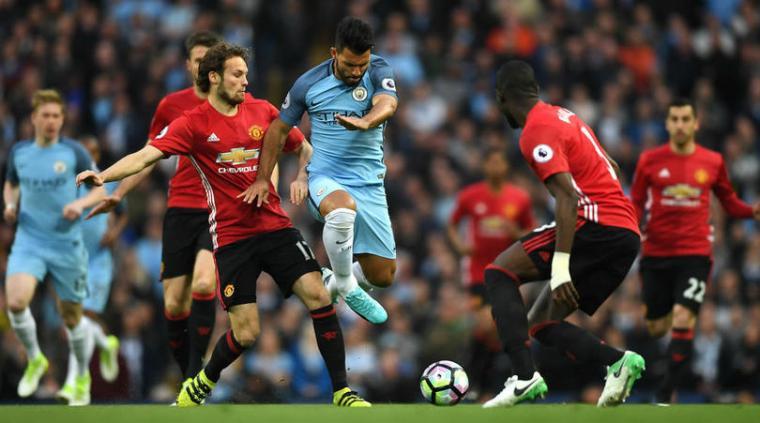 Hasil Seri Derby Manchester Membuat Perburuan Zona Liga Champions Masih Panas