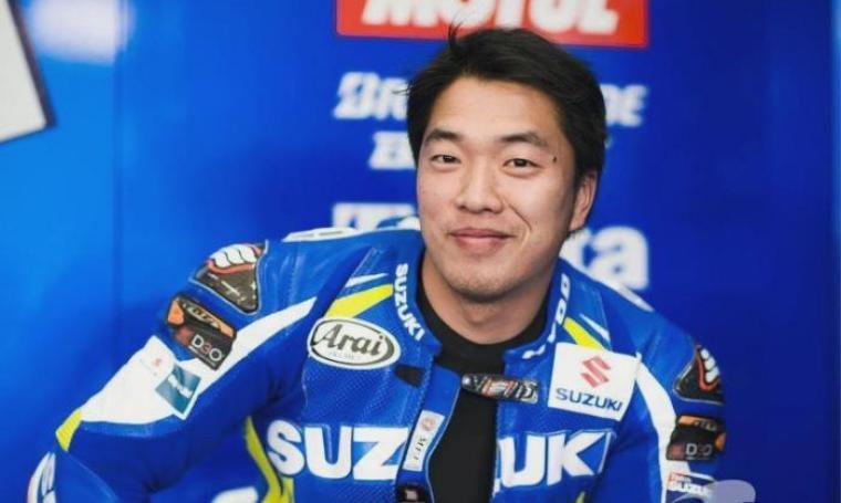 Tim Suzuki Tunjuk Pembalap Asal Jepang Gantikan Alex Rins di GP Spanyol 2017