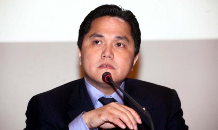 Ketua Umum KOI, Erick Thohir. (Dok: republika)