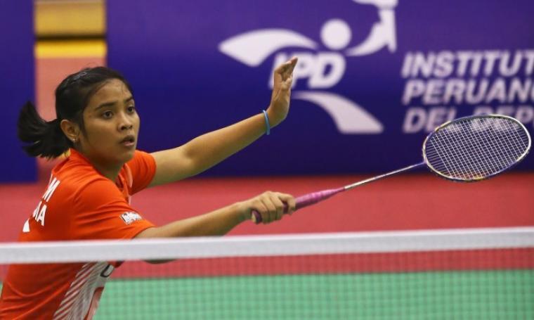 Gregoria Mariska. (Dok: Badmintonworldfederation)