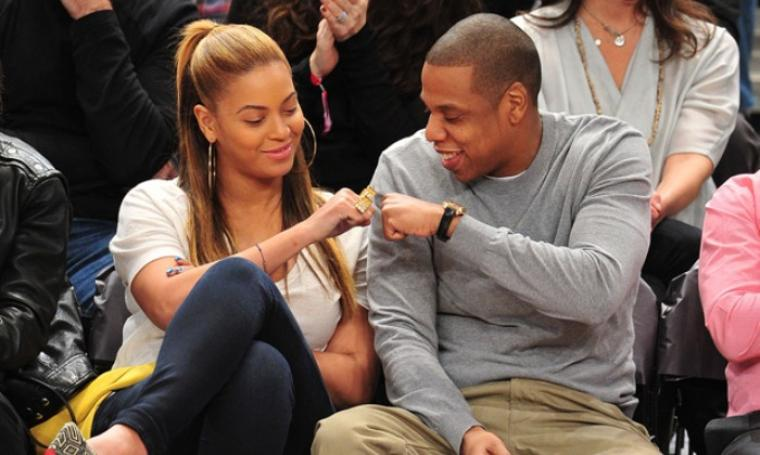 Pasangan selebriti, Beyonce dan Jay Z. (Dok: much)