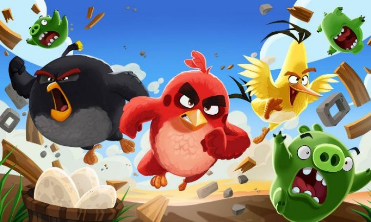 Film Angry Birds. (Dok: angrybirds)