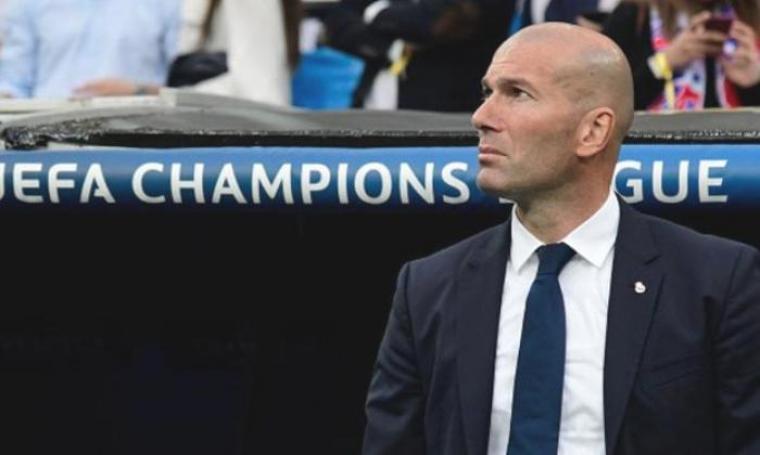 Zinedine Zidane. (Dok: mikahosting)