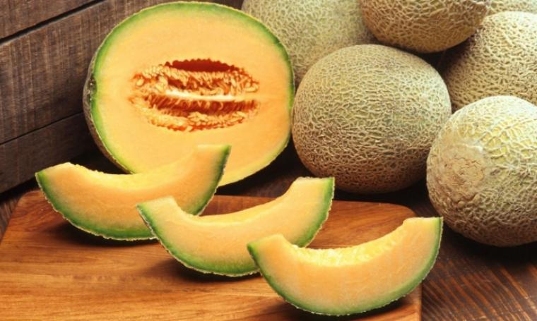 Ilustrasi buah blewah. (Dok: net)