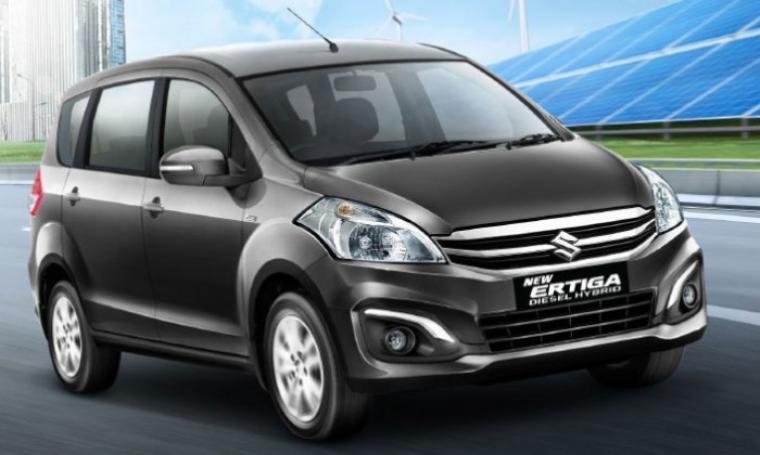 Suzuki Ertiga Diesel Hybrid. (Dok: otodriver)