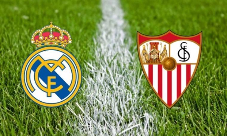 Real Madrid vs Sevilla. (Dok: cuplikanbola)
