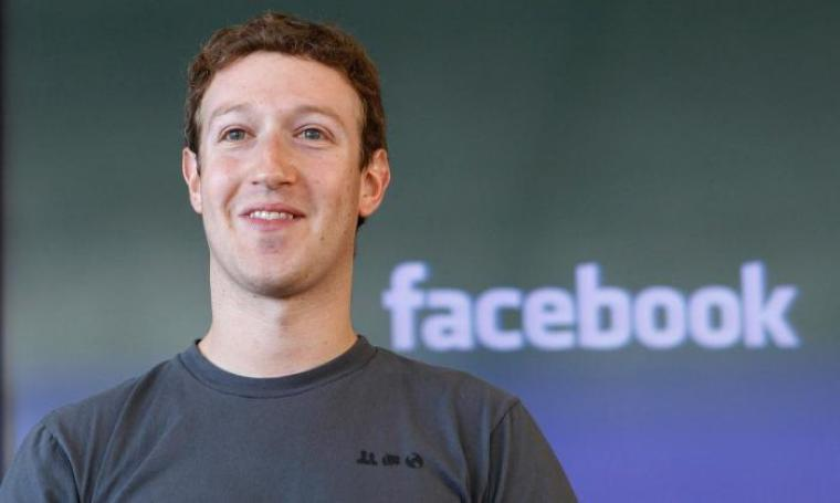 CEO Facebook Mark Zuckerberg. (Dok: digitaltrends)