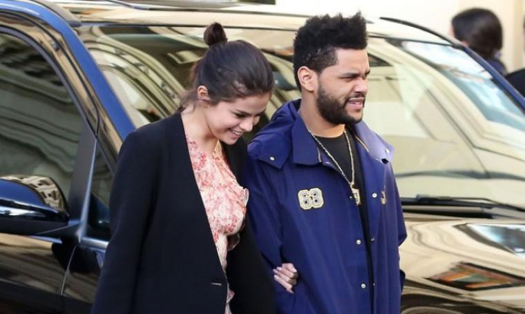 Selena Gomez dan The Weeknd. (Dok: nssmag)