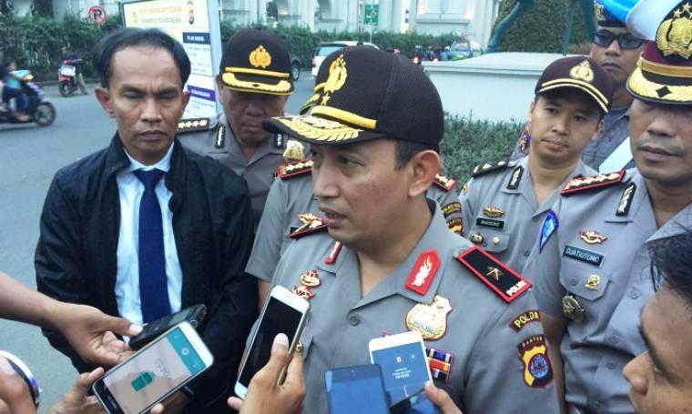 Kapolda Banten, Brigjen Pol Listyo Sigit Prabowo. (Dok: TitikNOL)