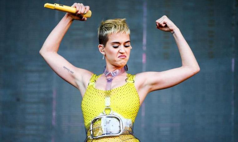 Katy Perry. (Dok: mtv)