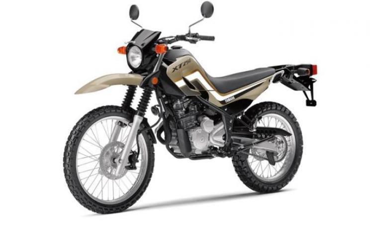 Yamaha XT250. (Dok: yamahamotorsports)