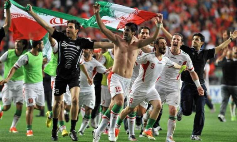 Iran memastikan diri tampil di Piala Dunia 2018. (Dok: apitchsideview)