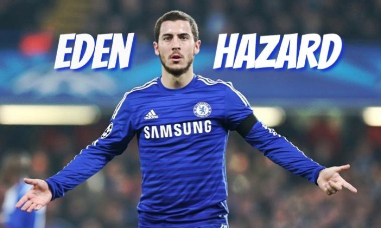 Eden Hazard. (Dok: youtube)